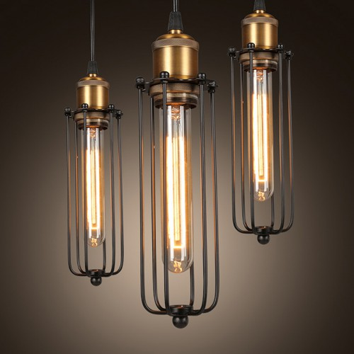 Светильник LOFT Edison Uno