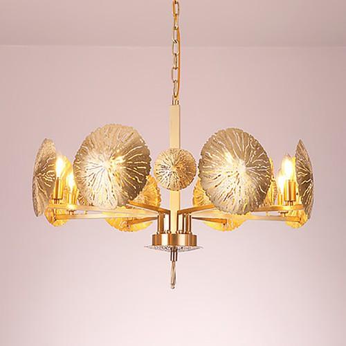 Дизайнерский светильник Fashion Brass Amazing Chandelier
