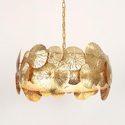 Дизайнерский светильник Fashion Brass Chandelier 2