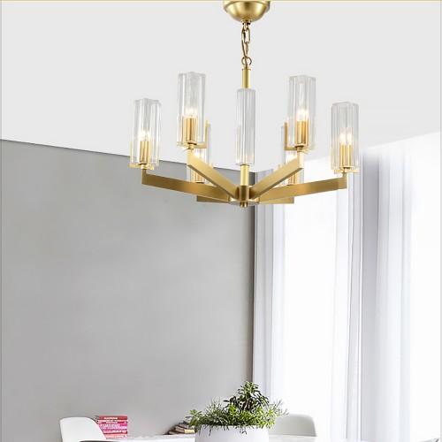 Дизайнерский светильник Fashion Brass Chandelier