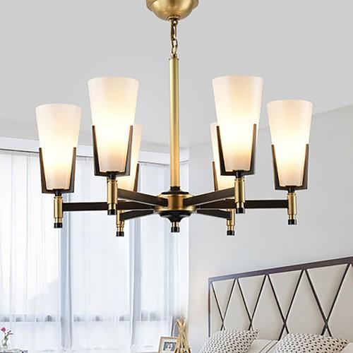 Дизайнерский светильник Fashion Brass Exclusive Chandelier