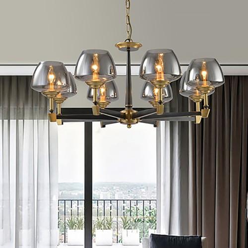 Дизайнерская люстра Fashion Brass Exclusive Chandelier 2