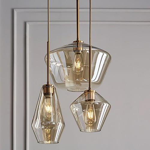 Дизайнерский светильник Fen Glass retro