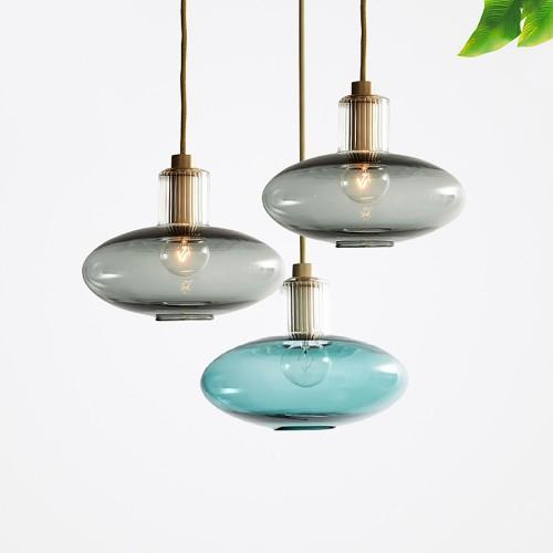 Дизайнерский светильник Fen Glass retro 2