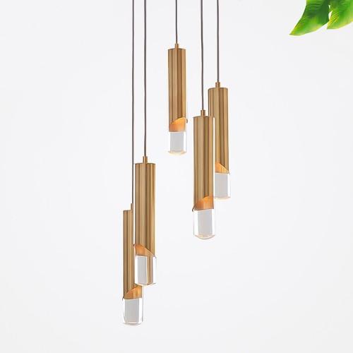Дизайнерский светильник Fen Glass retro 4