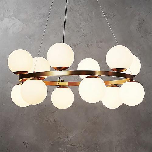 Дизайнерский светильник Fine Brass