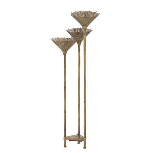 Floor Lamp Kon Tiki Triple 112495