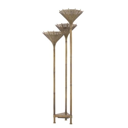 Floor Lamp Kon Tiki Triple 112495