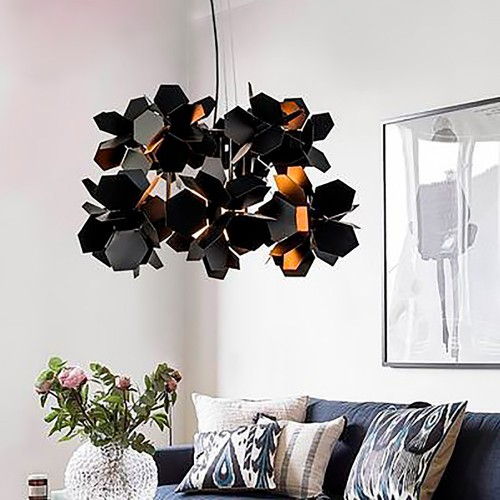 Дизайнерская люстра Flower Sea Chandelier
