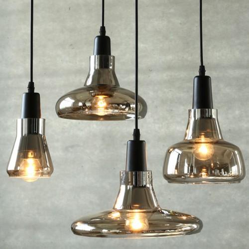 Дизайнерский светильник Glass Black Pendant