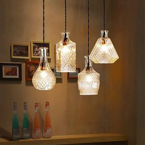 Дизайнерский светильник Glass Bottle Pendant