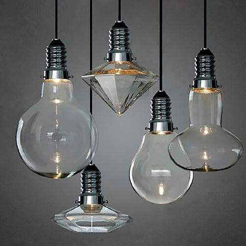Дизайнерский светильник Glass Crystal