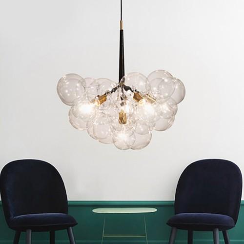 Дизайнерский светильник Glass Design Bubbles
