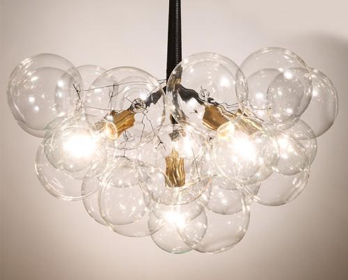 Glass Design Bubbles