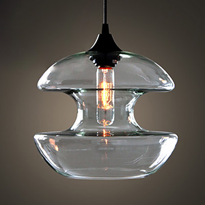 Glass Design Lamp