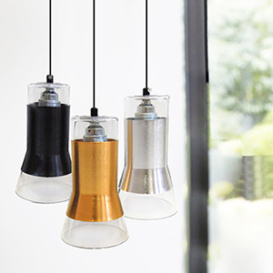 Светильник LOFT Glass Design Lamp 2