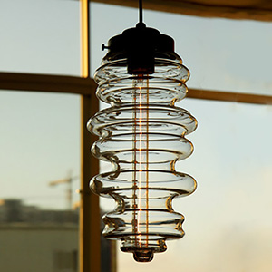 Светильник LOFT Glass Design Lamp 3