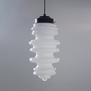 Glass Design Lamp 3