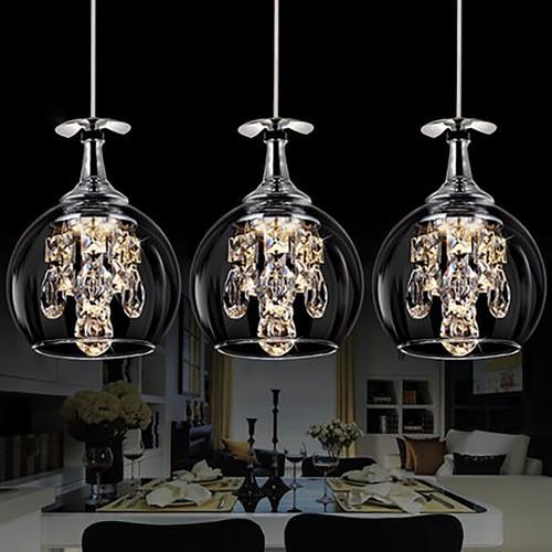 Дизайнерский светильник Glass Diamond
