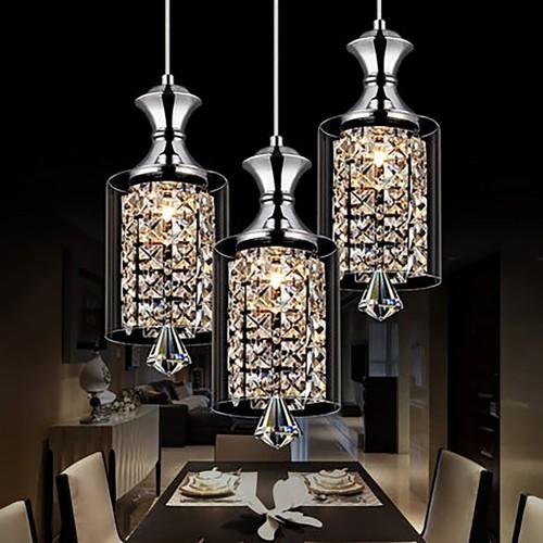 Дизайнерский светильник Glass Diamond 3