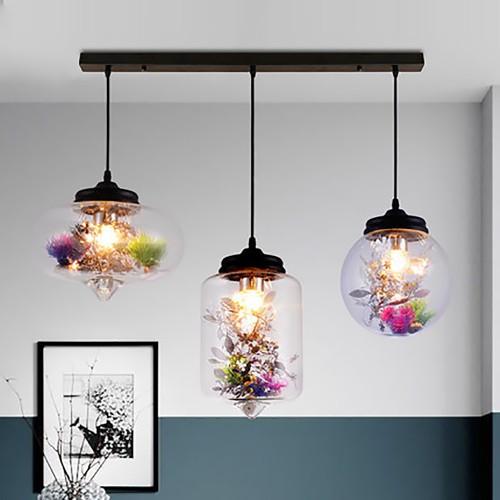 Дизайнерский светильник Glass Flower