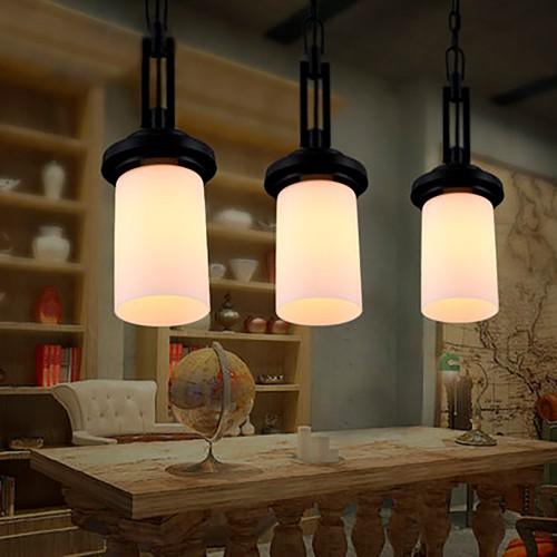 Glass Hand Lamp