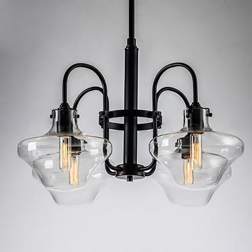 Подвесной светильник LOFT Glass July Lustre
