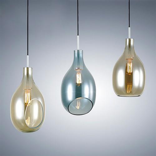 Дизайнерская люстра Glass Lodo