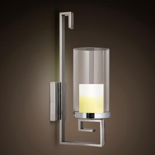 Дизайнерский бра Glass Min Uno