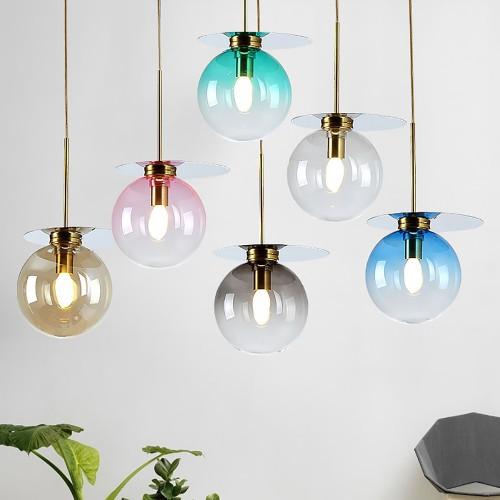 Дизайнерский светильник Glass New Design Pendant