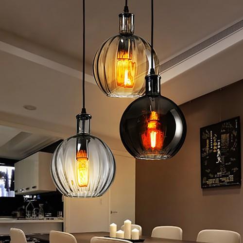 Дизайнерский светильник Glass Nordic Star 3