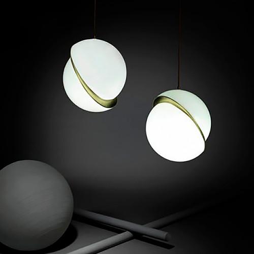 Дизайнерская люстра Glass Pendant Moon 3