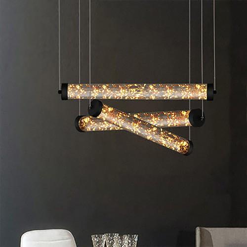 Дизайнерский светильник Glass Trub Four