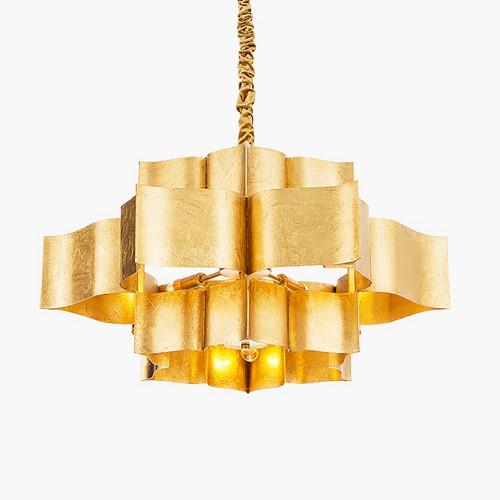 Дизайнерский светильник Gold Angel