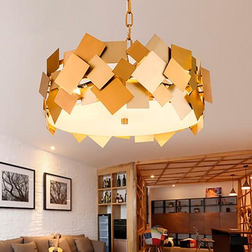 Дизайнерский светильник Gold Armor Chandelier