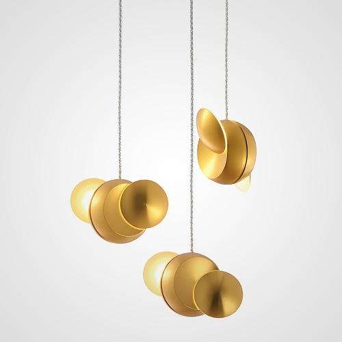 Дизайнерский светильник Gold Beetle