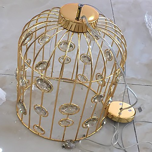Gold Cage New