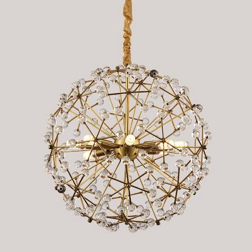 Gold Luxury Chandelier