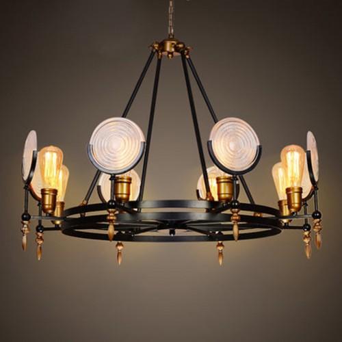 Подвесной светильник LOFT Gold Meduz