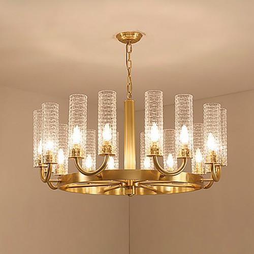 Дизайнерский светильник Gold Sea Glass Chandelier 2