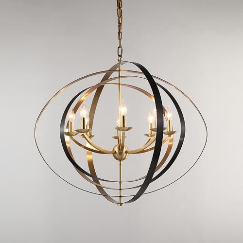 Дизайнерская люстра Gotta Brass Concept