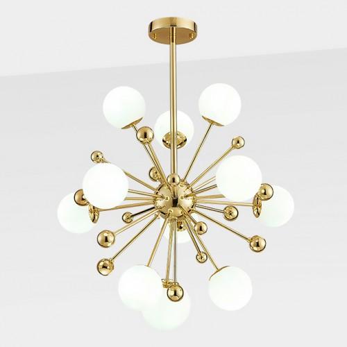 Дизайнерский светильник Hedgehog Gold