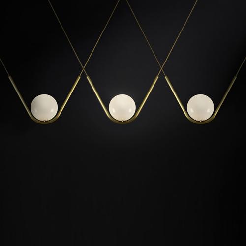 Дизайнерский светильник Hico Admit