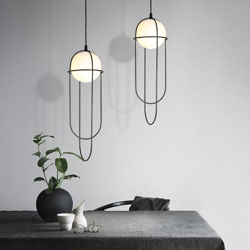 Дизайнерский светильник Hico Big White
