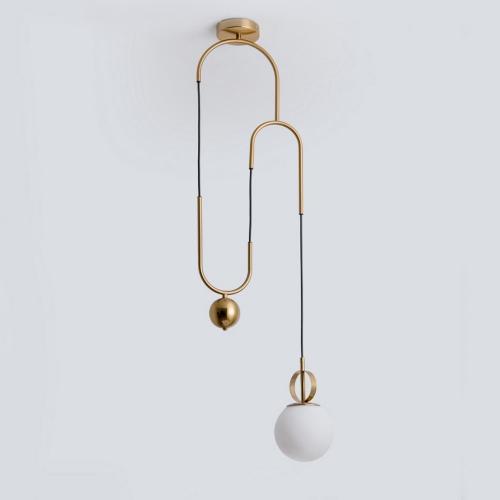 Дизайнерский светильник Hico Round Chandelier