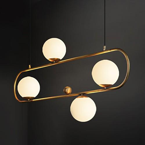 Дизайнерский светильник Hico Round Chandelier 2