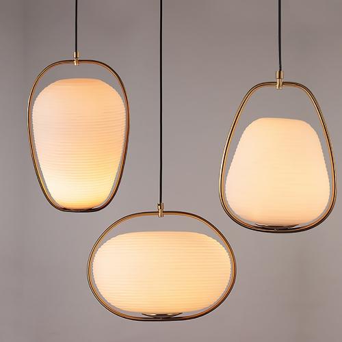 Дизайнерский светильник Hico Round Nordic