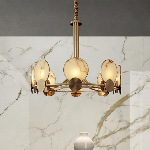 Дизайнерский светильник Huge Modern Marble