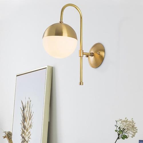 Дизайнерский бра Inter Brass