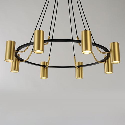 Kebo Form Brass Round